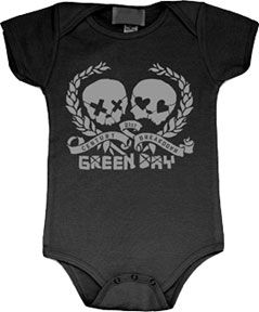 Green Day Skulz Infant One Piece http://www.band-tees.com/store/G_00700_160!BRVDO/Green+Day+Skulz+Infant+One+Piece