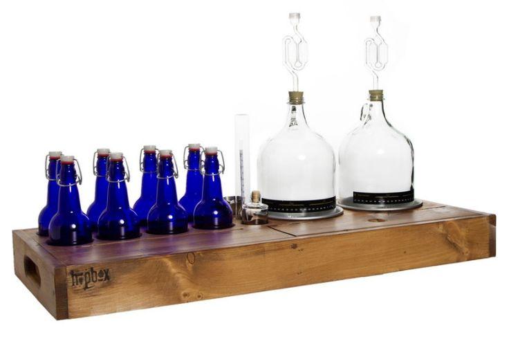 Hopbox Home Brewing Kit