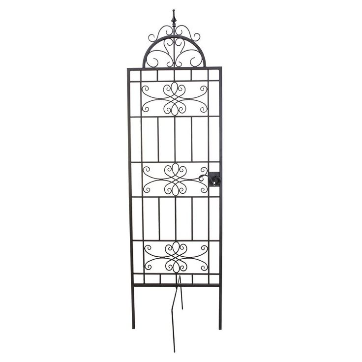 Great Shop Unbranded Quatrefoil Garden Gate Trellis At Loweu0027s Canada. Find Our  Selection Of Trellises At