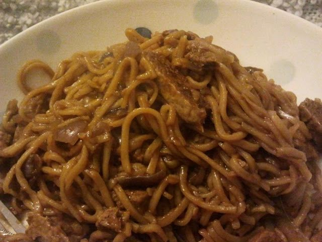 Roo's Slimming World Munchies: Chinese Noodles (Syn free on green or extra easy)