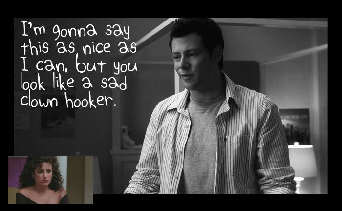 "Season 1: ""Thanks so much Kurt!"" LOL;) Future Finchel?! (2010)"