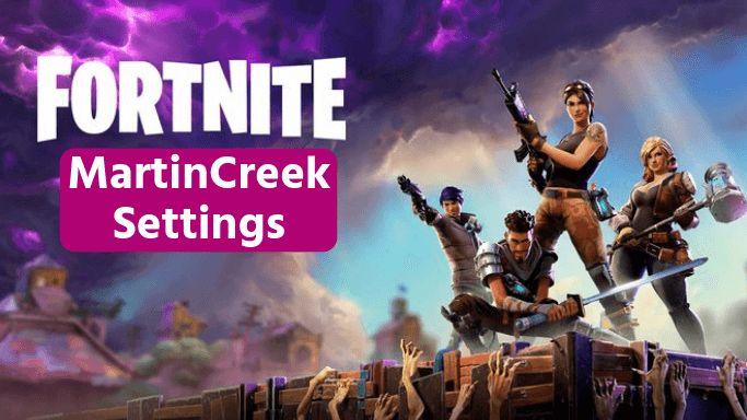 martincreek fortnite settings  keybinds january 2019