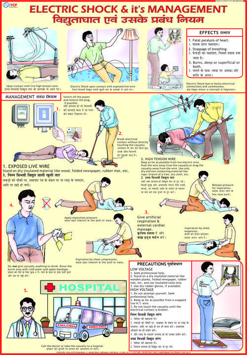 Electric Shock & It's Management