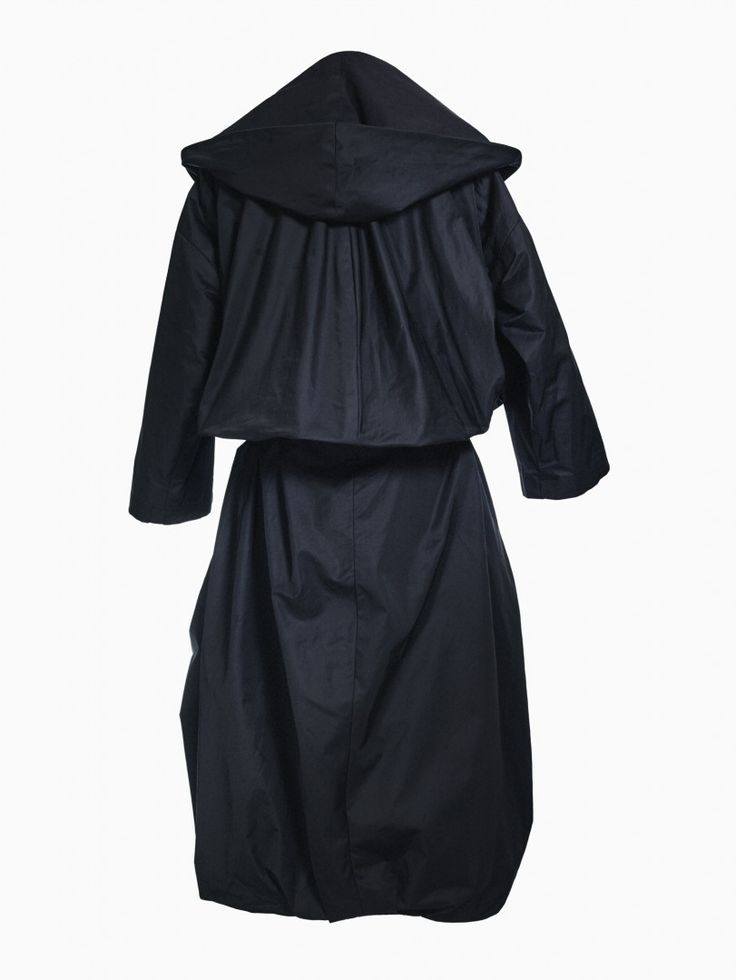 Jacket With Hood • HANA ZARUBOVA
