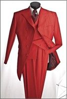 1940s Mens Clothing: Gangster and Zoot Suites Inspired Fashions