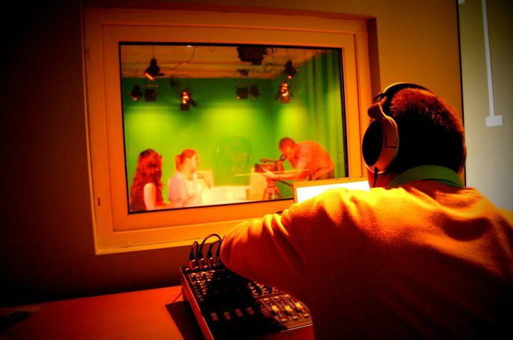 BESKID NEWS 2011/2012 - reportaże dla telewizji, obsługa kamery w studio