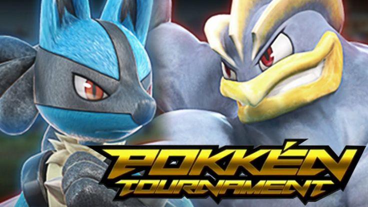Le nouveau jeu pokémon sort dans le monde en 2016. Son nom : POKKEN. Regardez d'abord la vidéo en dessous . La vidéo est finie ? Parfait, maintenant je vais vous dire de quoi ça parle. Ce jeu est un jeu de combat pokémon avec des Pokémon qui méga-évoluent...