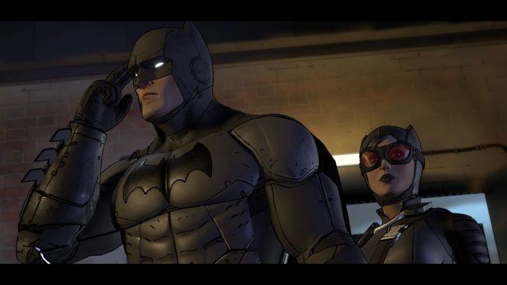 "batman telltale episode 3 | Glacier Gaming: Batman The Telltale Series: Episode 2 ""Children Of ..."