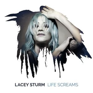 Former Flyleaf Vocalist Lacey Sturm Reveals Release Date for 'Life Screams' Solo Album  Read More: Lacey Sturm Reveals Release Date for 'Life Screams' Album |