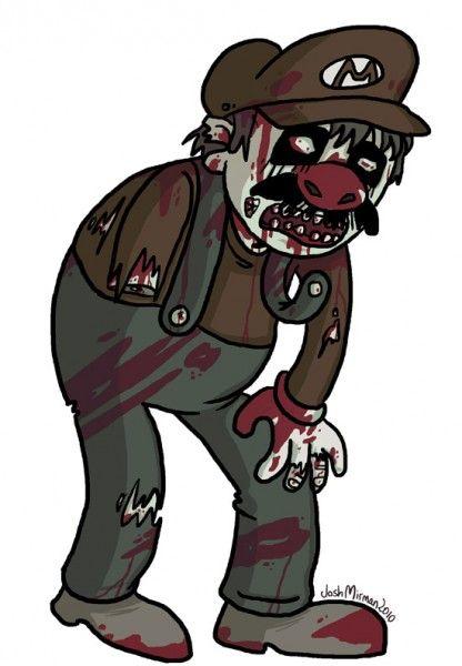 Zombie Mario Two