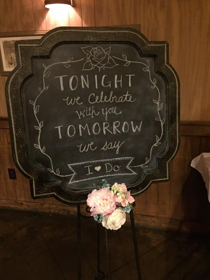 Best ideas about rehearsal dinner decorations on