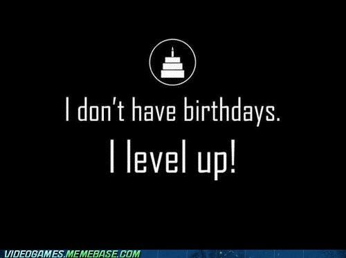 Level up! Age +1 Maturity +1 Agility -1 Years till incontinence -1