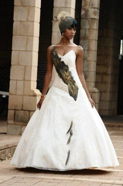 Traditional African Wedding Goes Glam: African Wedding Decor & Styling Ideas | Yes Baby Daily