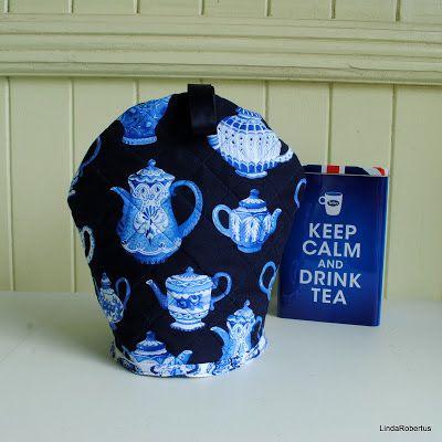 Linda Robertus: Tea Cosy