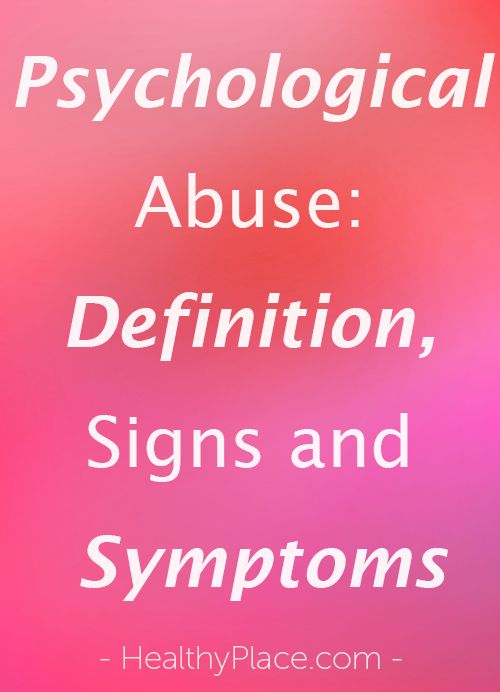 Consider, that Physical signs of emotional abuse in adults remarkable idea