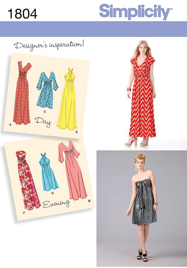 Mejores 16 imágenes de Easy patterns to sew en Pinterest | Patrones ...