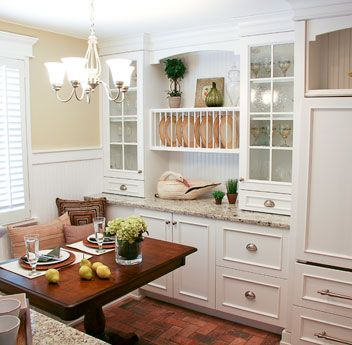 Cape Cod Style Kitchen Maybe A Yellow Buttercream For Kitchen. Part 67