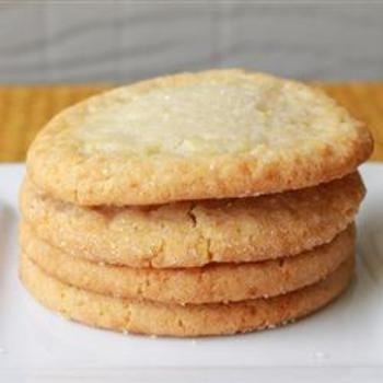 Chewy Sugar Cookies education: Desserts, Treats, Sweet, Food, Sugar Cookies Recipes, Chewy Sugar Cookies, Yummy, Baking, Sugarcooki