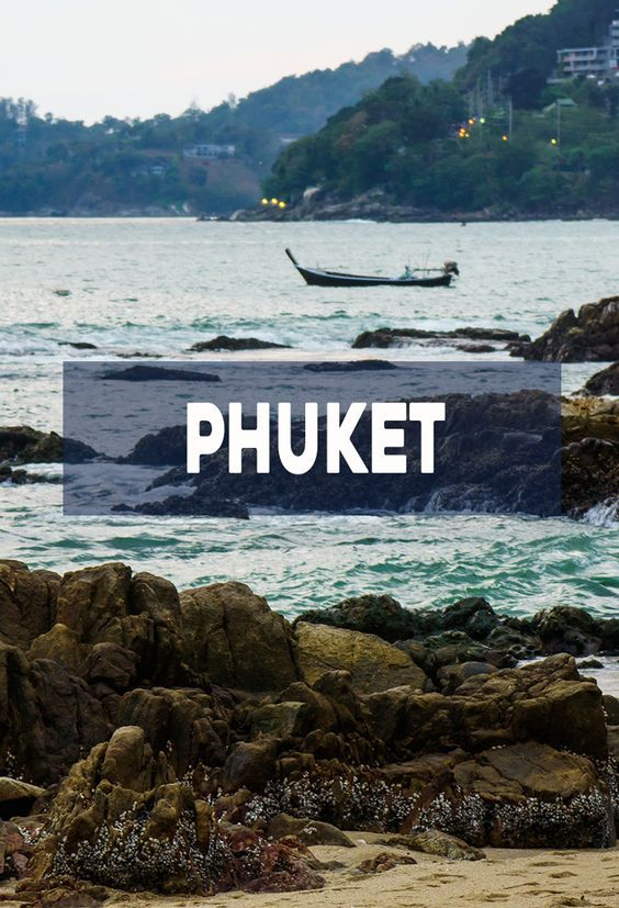 "At the southern tip of Thailand lies the famous beach destination known as Phuket Island. Known for year-round warm temperatures, a sizzling nightlife, incredibly beautiful beaches, and famous from box office hits like ""The Beach"" and ""The Man with the Golden Gun,"" Phuket is a must-stop for many that visit Thailand."
