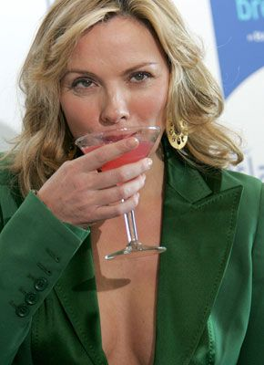 """Samantha Jones from """"Sex and the city"""""""