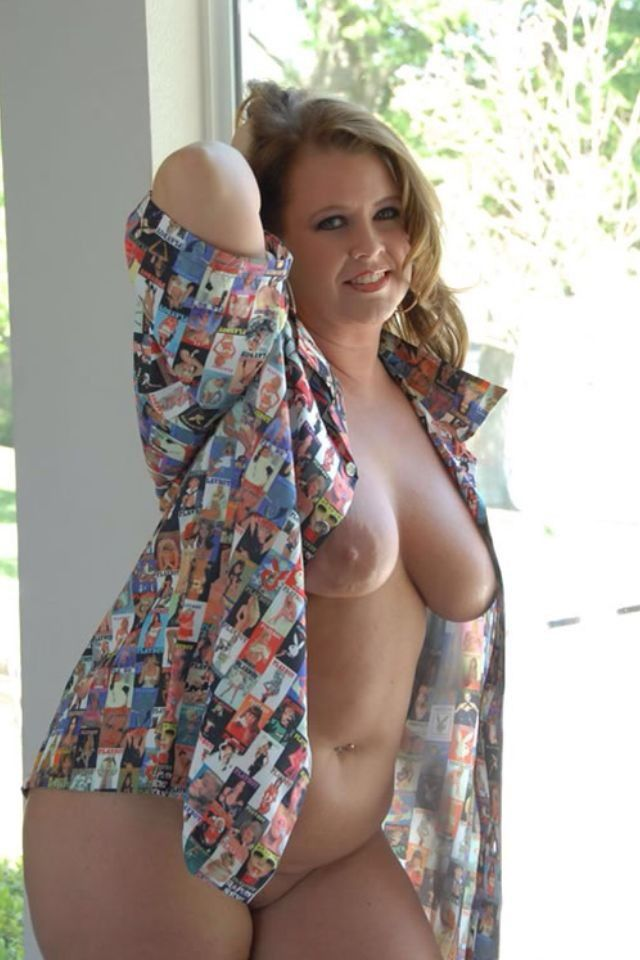 Huge breasts naked giving head