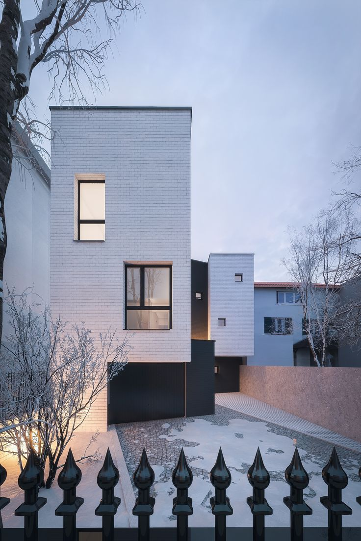 9 best House images on Pinterest | Home ideas, Facades and Container ...