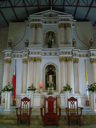St Jerome Church in Duenas