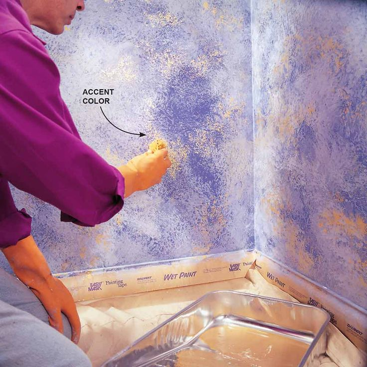 1000 ideas about sponge paint walls on pinterest sponge. Black Bedroom Furniture Sets. Home Design Ideas