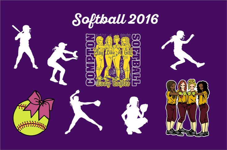 This week's new Layout and Clip Art is for Women's Softball. Now available for use in Easy View.