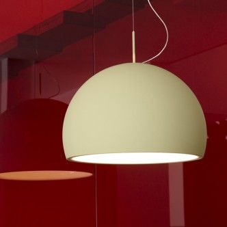 Prandina Biluna Eco S9 (Polypropylene) #Pendant #Light #lighting #design