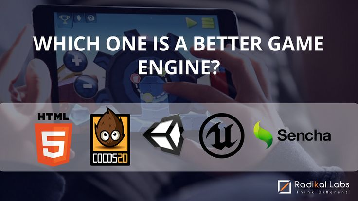 Which one is a Better Game Engine for Mobile Game & App Development?