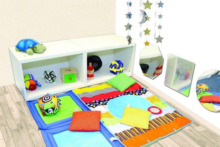 Le nido : l'ambiance montessori pour les tout-petits !