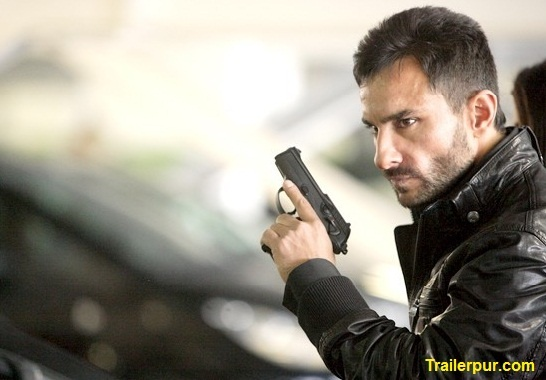 The film was produced by Saif Ali Khan.