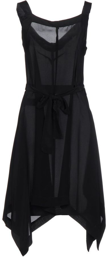 VIVIENNE WESTWOOD ANGLOMANIA Knee-length dresses