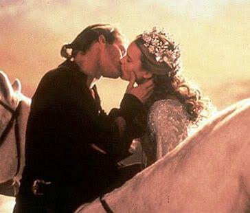 KissThe Kisses, Except, Robin Wright, True Love, The Princesses Brides, Perfect Kisses, Favorite Movie, The Princess Bride, Fairies Tales