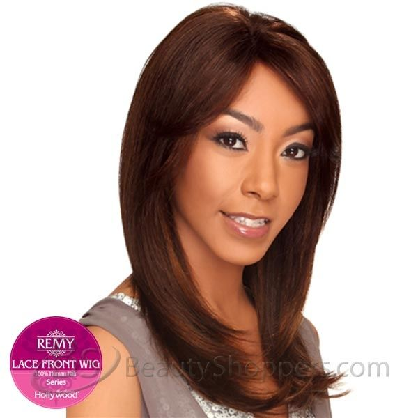zury wigs | Zury Hollywood Sis 100% Remy/Remi Human Hair Lace Front Wig - HRH ...