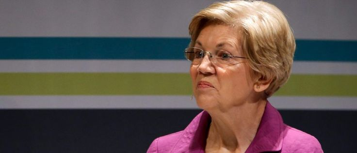 Is Warren Fundraising Off Her Senate Drama? Watch Her Rain Dance Away From The Question [VIDEO]
