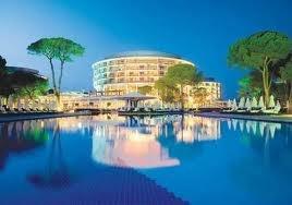 Luxury hotel in Turkey