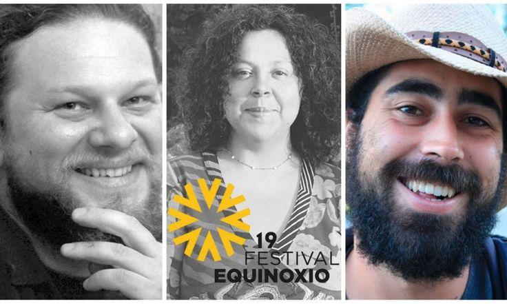 Conoce algunos de los invitados al Festival Equinoxio #cine