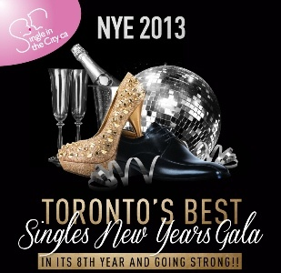 Toronto, ON - Toronto's Best Singles New Year Gala - An Elegant Affair