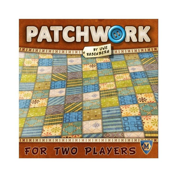 Mayfair Games Patchwork Board Game, Board Games - Amazon Canada