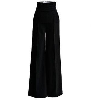 Byxa Svart hög midja i gruppen ACCESSOARER / Trendiga Kläder hos BubbleBox (TS-1060r)