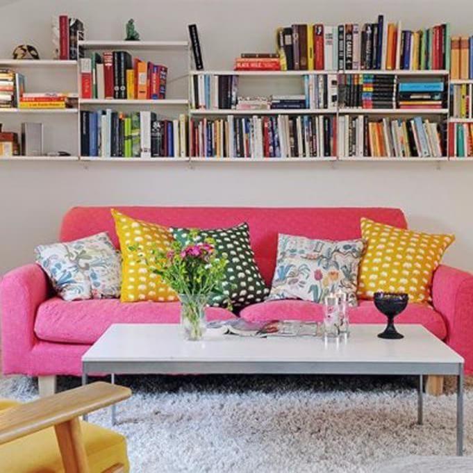 30 grandes ideas para decorar un departamento de soltera - Cultura Colectiva