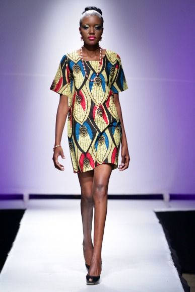 Mucha Zimbabwe Fashion Week 2013 Day 2 African Wax Prints Pinterest