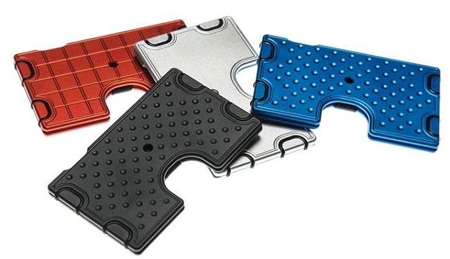 M1 Clip Card Holder Wallet http://www.wallum.eu