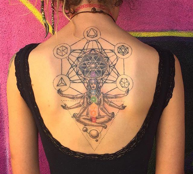 15 Must-see Chakra Tattoo Pins