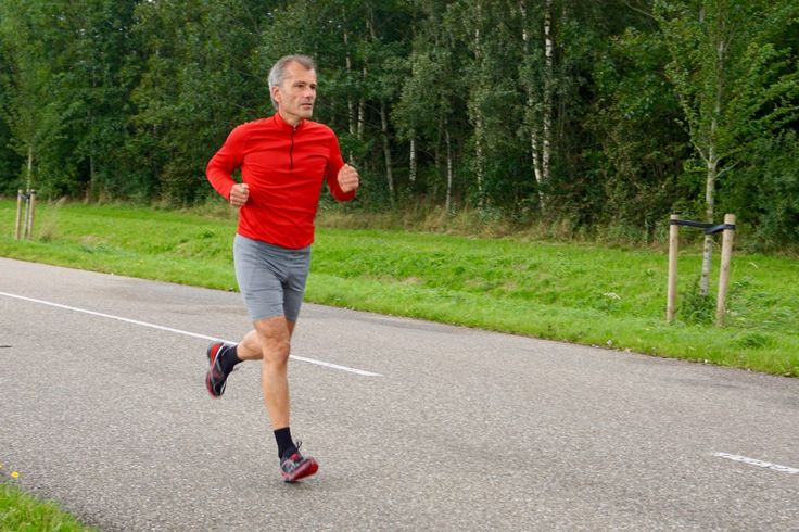 Blessurevrij een halve marathon lopen   Vincent Hesselink