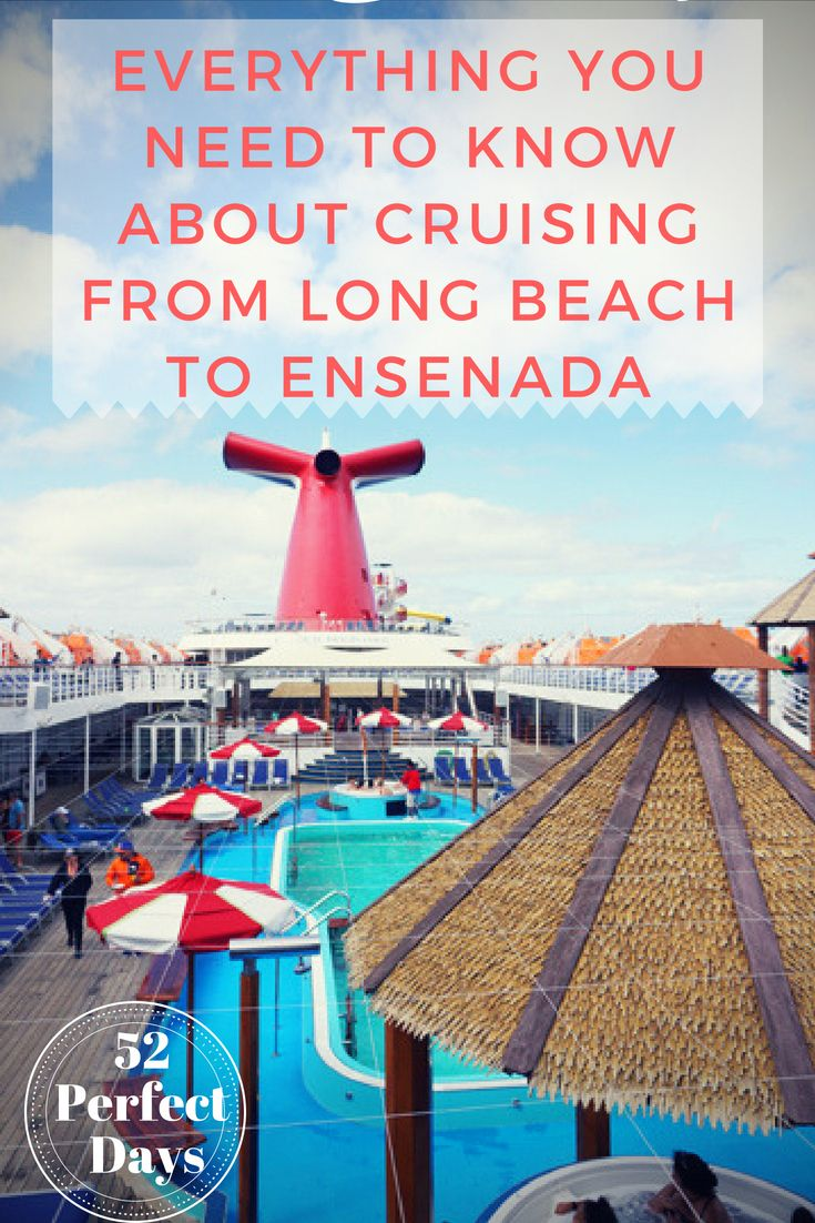 Cruise From Long Beach To Mexico For A Perfect Getaway