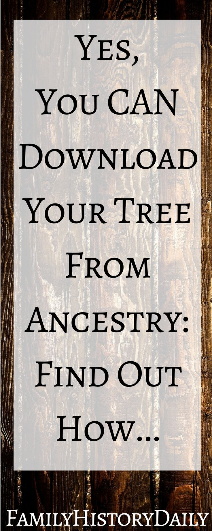 Divorce Letter Template Free%0A Genealogy Help  Learn how to easily download your family tree from  Ancestry com