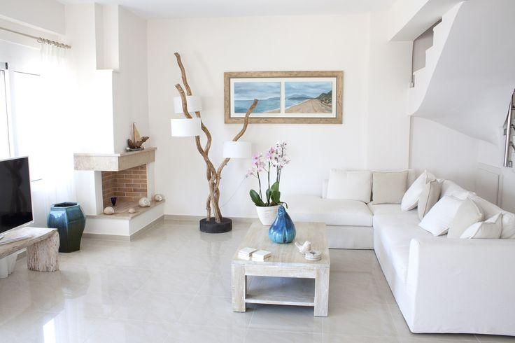 Waterfront Luxury Private Villa in Nikiana, Lefkada